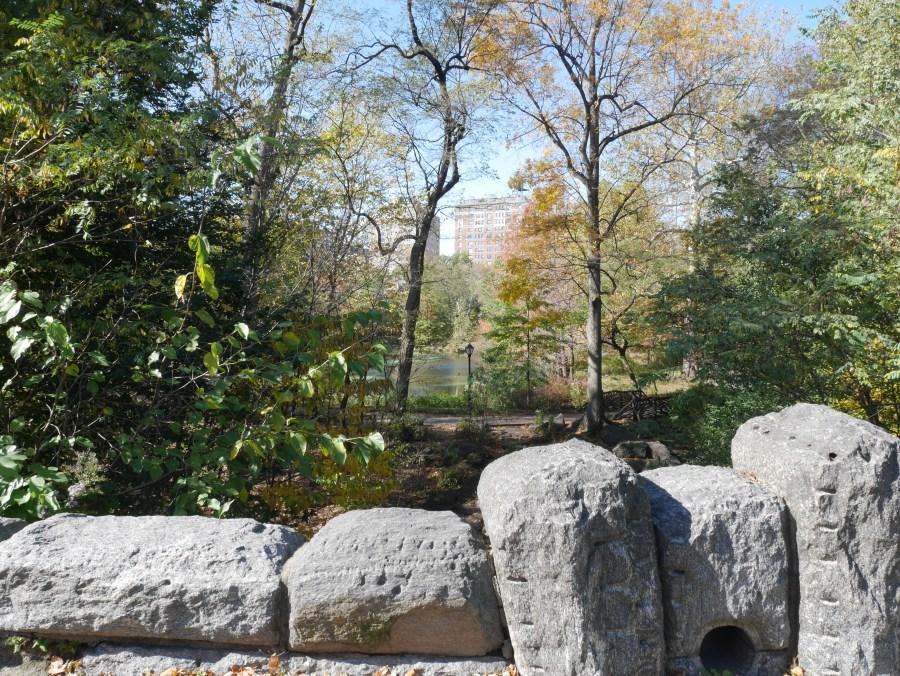 central park - New York - Le Plume