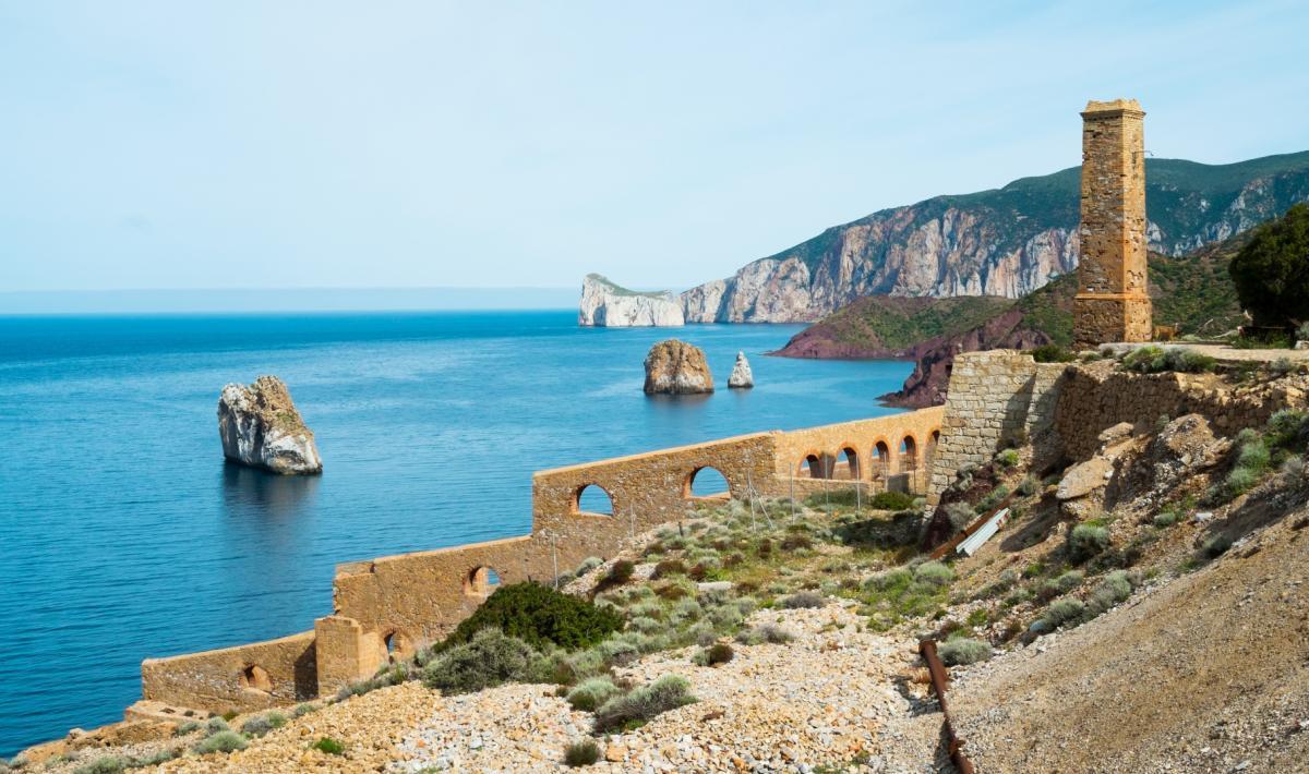 Miniera di Nebida - luoghi che voglio visitare in Sardegna - Le Plume