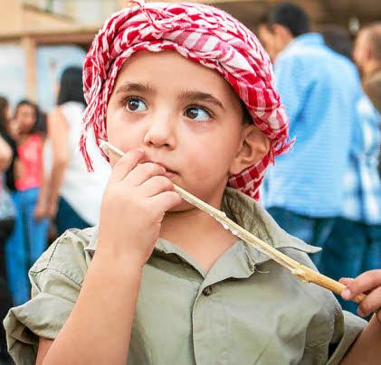 Expo : les images de mission de Morgane Bonaldi en Irak et Syrie