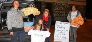 Des couvertures pour les réfugiés: des collectifs bretons se mobilisent