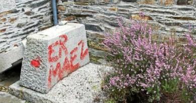 Menaces de l'ultra-droite à Scrignac