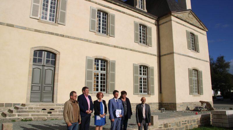 L'Office de la langue bretonne s'installe à Kerampuilh