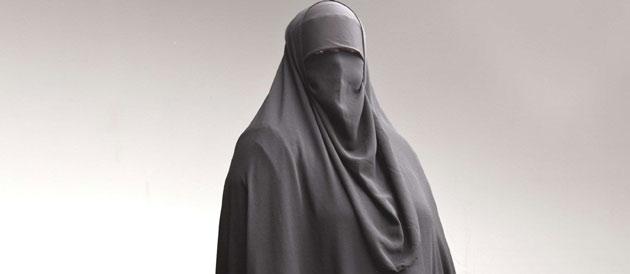 Ma vie en niqab