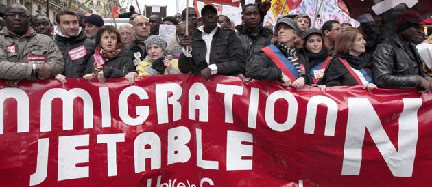 Un jour en France, sans immigrés