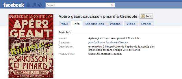 """À Lyon, un apéro géant """"rosette et pinard"""" sur fond de revendications identitaires"""