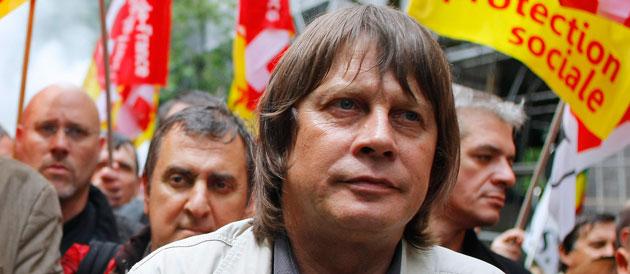 """RETRAITES - Mobilisation de """"haut niveau"""", selon Bernard Thibault"""