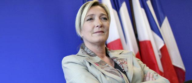 """Marine Le Pen : """"Mon père a débroussaillé. Moi, je veux le pouvoir"""""""