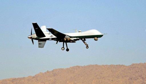 Pakistan: six rebelles tués dans une attaque de drone américain