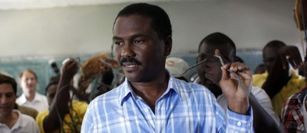 Jude Célestin, candidat-bâtisseur du pouvoir haïtien en place