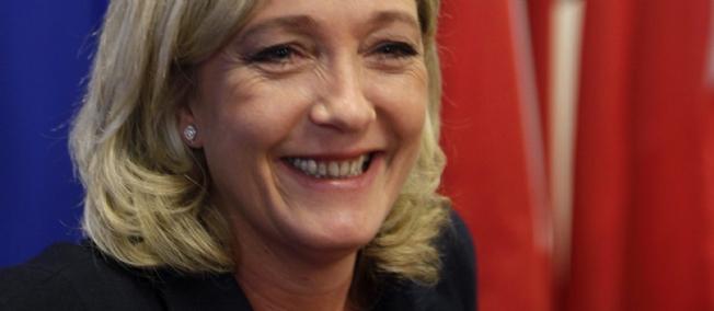 """FRONT NATIONAL - Marine Le Pen : """"Je ne crois pas en ma défaite"""""""
