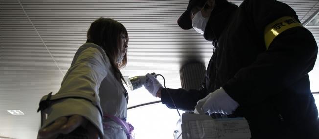 La radioactivité grimpe au large de Fukushima