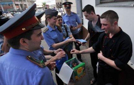 Cigarettes contre bonbons: la police russe se lance dans la lutte antitabac
