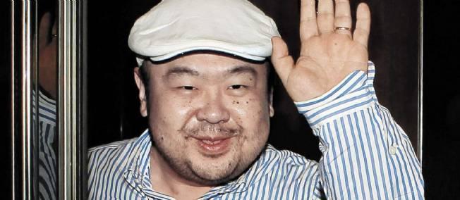 Le fils aîné de Kim Jong-il en juin 2010, après la première interview accordée à Macao à un média sud-coréen.