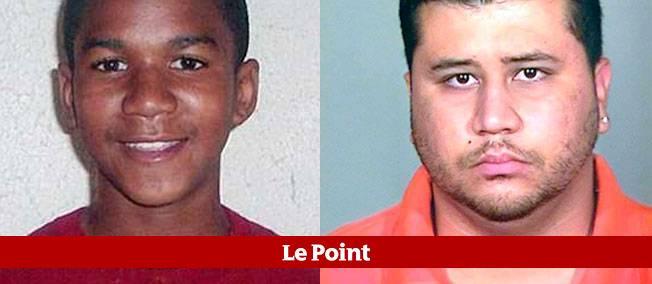 Trayvon Martin et George Zimmerman