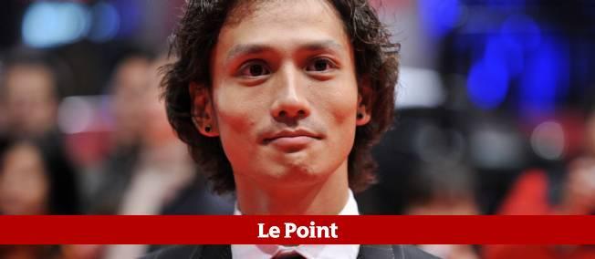 """L'acteur Masanobu Ando, surnommé """"le Johnny Depp japonais""""."""