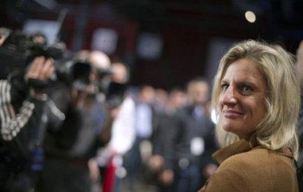 """Une responsable UMP, Valérie Rosso-Debord, a accusé vendredi Najat Vallaud-Belkacem, porte-parole de François Hollande, d'appartenir au """"Conseil de la communauté marocaine de l'étranger"""" (CCME), ce qui n'est plus le cas, a précisé à l'AFP l'intéressée, une information confirmée à la lecture du site internet du CCME."""