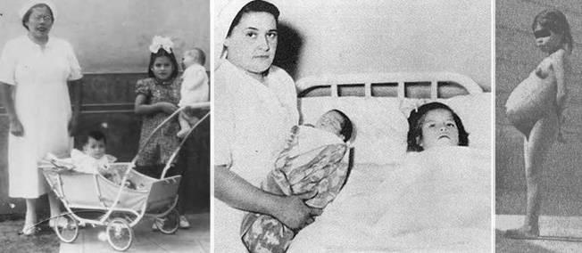 Lina Medina, plus jeune mère de l'humanité, a accouché à l'âge de 5 ans.