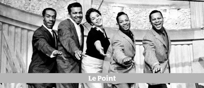 Les Platters et Herb Reed (à gauche) resteront un groupe de légende.