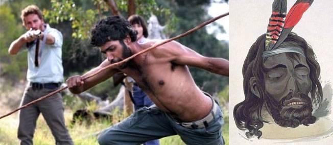 11 juillet 1833. Deux fermiers australiens assassinent l'Aborigène Yagan avant de le décapiter.