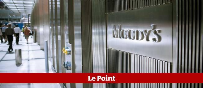 Siège de l'agence de notation Moody's, Manhattan.