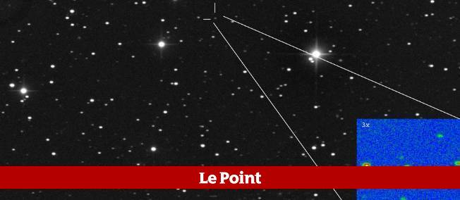 La comète Ison, qui aurait été éjectée du nuage d'Oort aux confins du système solaire, fonce droit vers le Soleil.