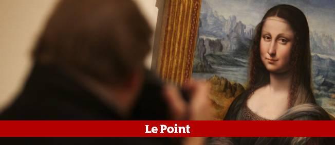 """La """"Monna Lisa d'Isleworth"""" est bel est bien l'oeuvre de Léonard de Vinci, une version précédente de la Joconde."""
