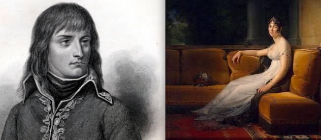 9 mars 1796. Napoléon et Joséphine signent un acte de mariage bourré d'erreurs.