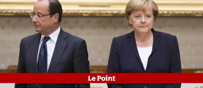 Angela Merkel et François Hollande se retrouvent ce jeudi pour une visite de travail au programme particulièrement chargé.