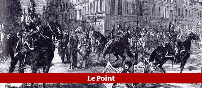 Le coup d'État du 2 décembre 1851 - Le Point