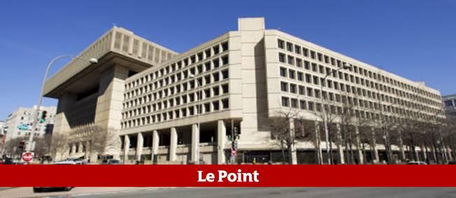 """Le quartier général de la police fédérale, baptisé """"J. Edgar Hoover"""" du nom de son premier directeur, est un immense bâtiment en béton de style """"brutaliste"""", lui aussi au coeur de la capitale américaine."""