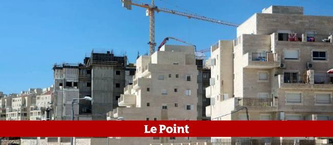 Un chantier de construction israélien dans la colonie de Har Homa, à l'est de Jérusalem (photo d'illustration).