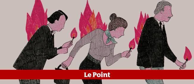 """Détail de la couverture du """"Journal ambigu d'un cadre supérieur"""" d'Étienne Deslaumes, aux éditions Monsieur Toussaint Louverture."""