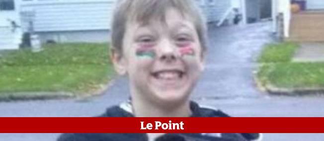Tyler, 8 ans, a sauvé des membres de sa famille.