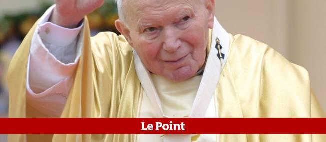 Jean-Paul II, ici en mai 2002.