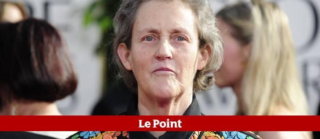 Temple Grandin à Beverly Hills en 2011
