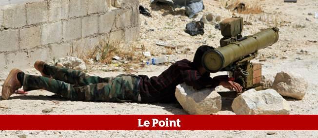 Islamiste Syrie