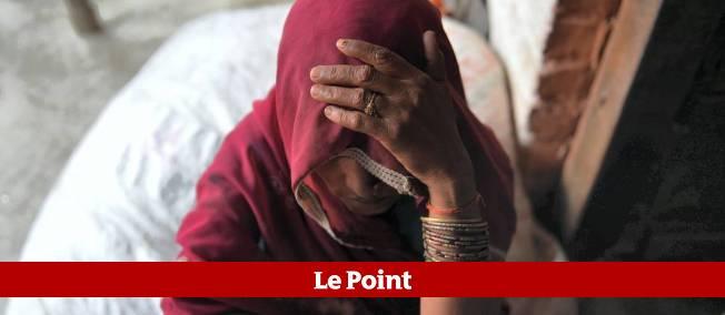 La mère d'une des deux adolescentes qui ont été violées et pendues dans la nuit du 27 au 28 mai dans l'Uttar Pradesh.