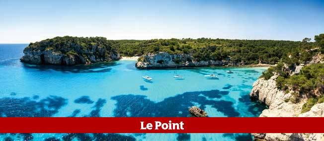 Minorque ct sauvage  Le Point