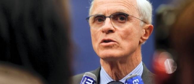 Bernard Boucault, préfet de police de Paris.