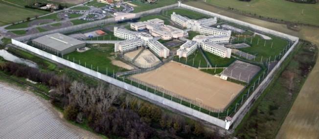 La prison de Luynes, dans les Bouches-du-Rhône.