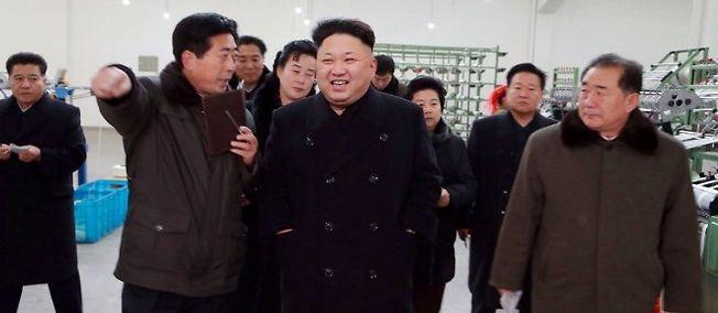 La Corée du Nord a connu lundi une panne géante d'Internet. Selon les spécialistes, il pourrait s'agir de représailles venant des États-Unis. Photo d'illustration.