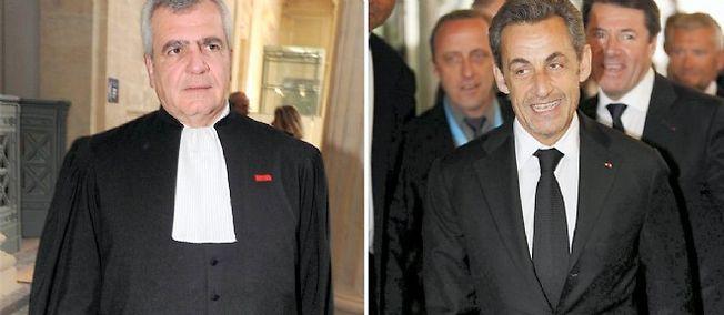 Nicolas Sarkozy et son avocat Thierry Herzog ont tenté d'obtenir une annulation de la procédure.
