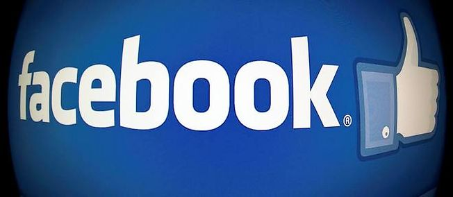 Le logo de Facebook, le réseau social au 1,4 milliard d'utilisateurs.