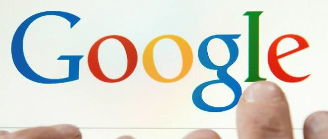 Le logo de Google (photo d'illustration).