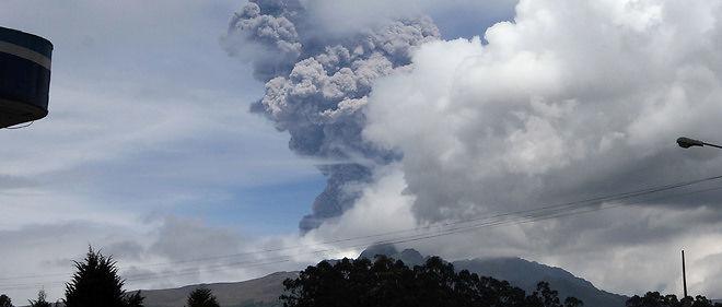Le volcan Cotopaxi, photo d'illustration.