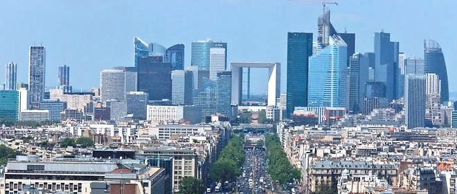La France, la nouvelleSilicon Valley ? (Photo d'illustration : la Défense)