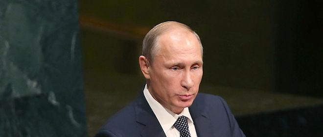 Le président russe a annoncé une mesure de restrictions économiques contre la Turquie.