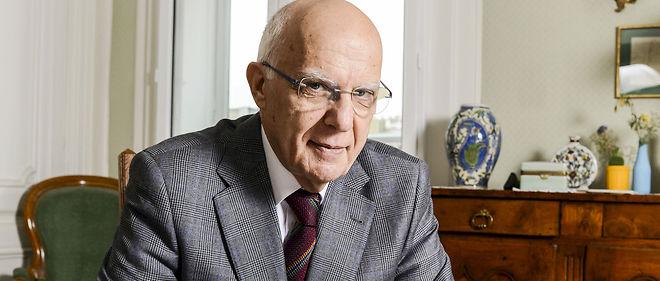 """Pascal Marchand, géographe, auteur de""""L'Atlas géopolitique de la Russie"""" (Autrement, 2015)."""