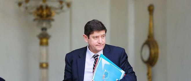Le ministre de la Ville Patrick Kanner.
