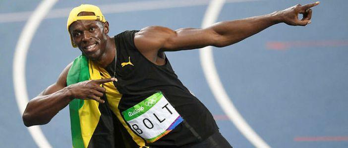 """Résultat de recherche d'images pour """"Usain Bolt parle du transfert de neymar"""""""